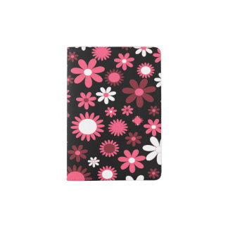 Flower Power Passport Holder