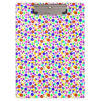 FLOWER POWER transparent (pick a background color) Clipboard