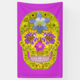 Flower Skull 2