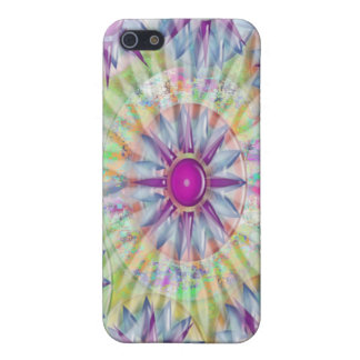 Flower Story : Jewels at Heart, Nights with Stars iPhone 5/5S Covers