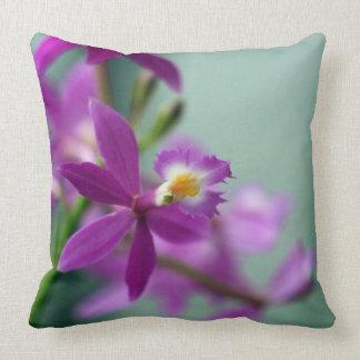 Flower Tenderness Throw Pillow