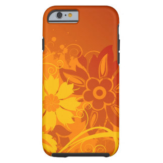 Flower Vectors Tough iPhone 6 Case