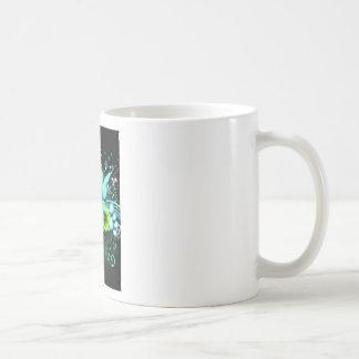 Flowers Abstract Mug