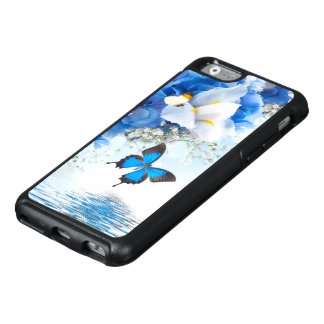 Flowers and Butterflies OtterBox iPhone 6 Case