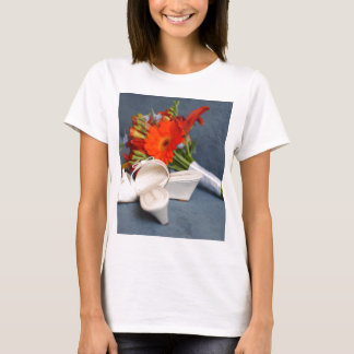 Flowers and Shoes T-Shirt