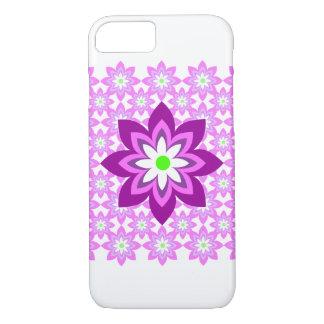 Flowers Batik Pink iPhone 8/7 Case