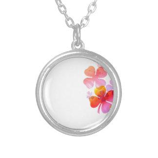 Flowers Lovely Custom Jewelry