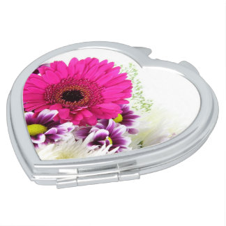 Flowers Mirror Mirrors For Makeup