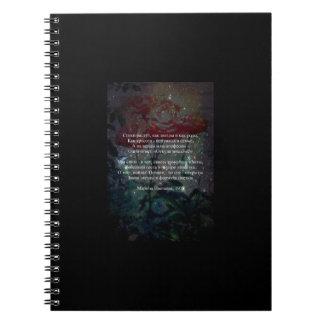Flowers-Poetry Notebook