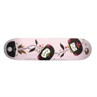 Flowers Skateboard