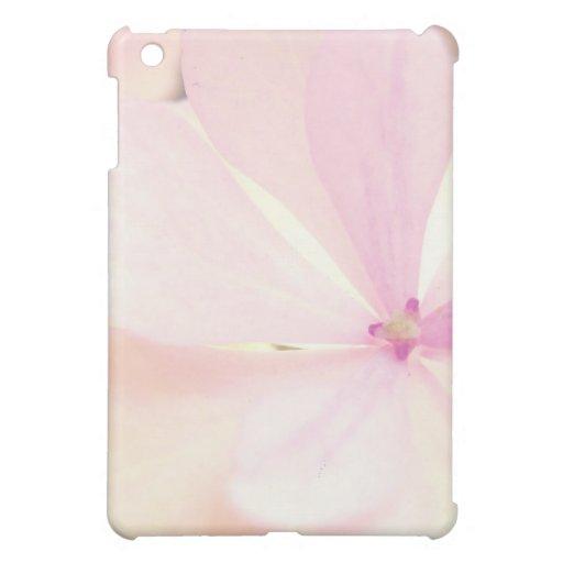 Flowers tenderness iPad mini cases