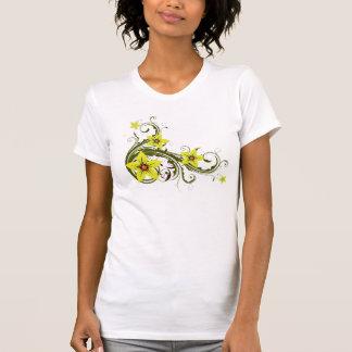 Flowers Vignette T-Shirt