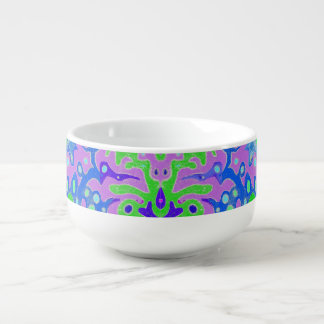 flowing life art design soup bowl 2