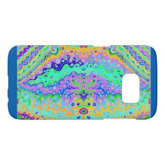 Flowing Life Organic Art Phone Case
