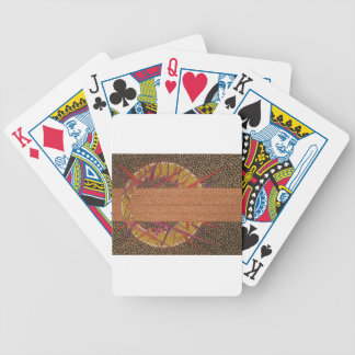 flowing music bicycle playing cards