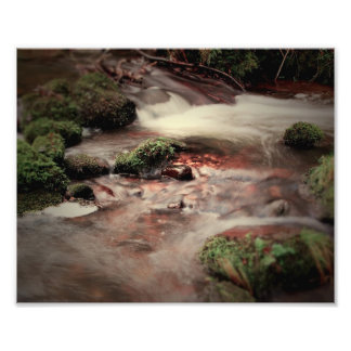 Flowing River Photo Art