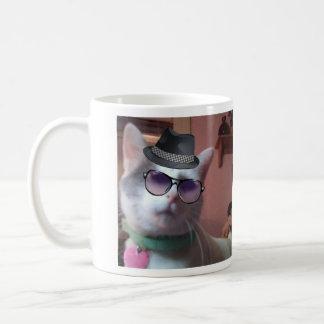 Fluffy Disguised Cat Mug