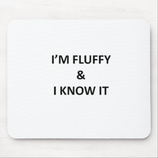 Fluffy Mouse Pad
