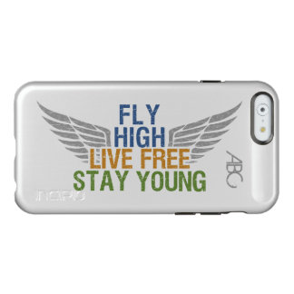 FLY HIGH custom cases