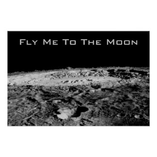 Fly Me To The Moon Posters