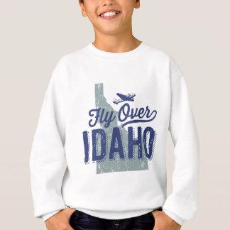 Fly Over Idaho Sweatshirt