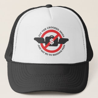 Fly the Crooked Skies Trucker Hat
