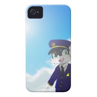 Fly Through Sky iPhone 4 Case-Mate Case