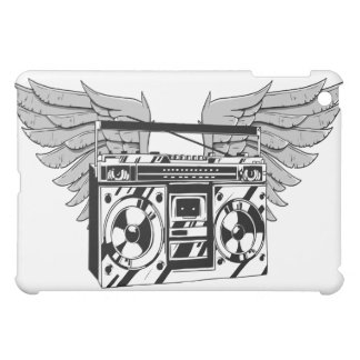 Flying Boombox Cover For The iPad Mini