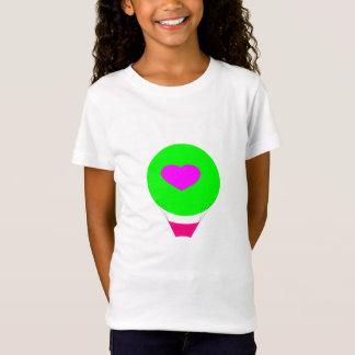 Flying High Heartballoon T-shirt