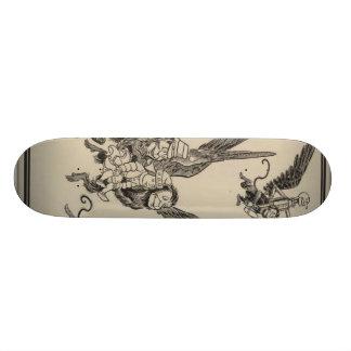 flying monkeys skateboard decks