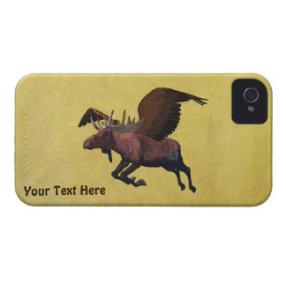 Flying Moose Case-Mate iPhone 4 Case