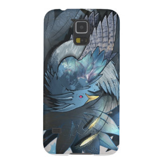 Flying Mysterion Galaxy S5 Cover