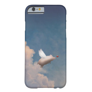 flying pig barely there iPhone 6 case