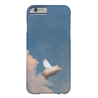 flying pig iPhone 6 case Barely There iPhone 6 Case
