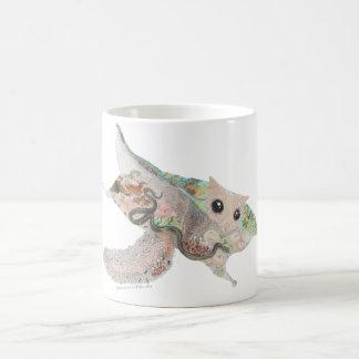 Flying Squirrel Habitat Basic White Mug