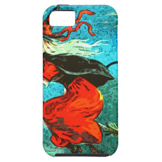 Flying Witch iPhone 5 Cover