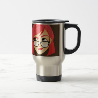 FMG Girl Stainless Steel Travel Mug