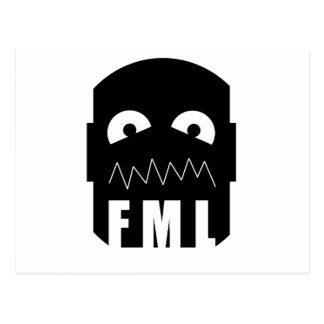 FML POSTCARD