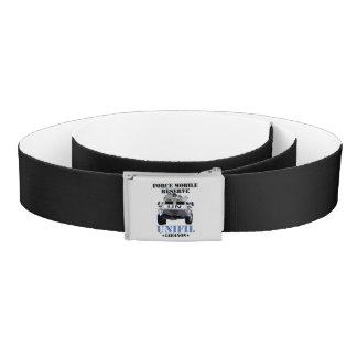 FMR Accessories Custom Belt