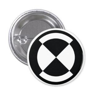 Focus/Calibration - Curiosity 3 Cm Round Badge