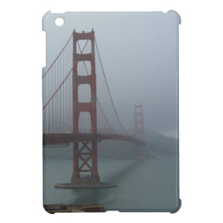 Foggy Frisco Bridge Cover For The iPad Mini