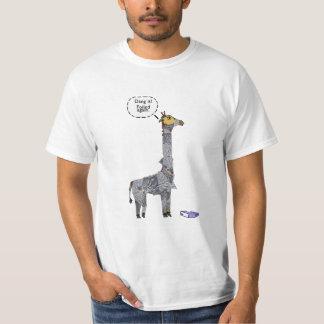 Foiled Giraffe T-shirt