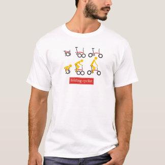 Folding Cyclist T-Shirt