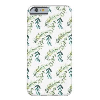 Foliage Botanical iPhone Case