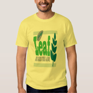 Foliage Out Weed The Lawn Men Dark T Tshirt
