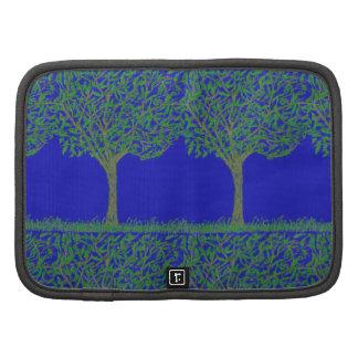 Folio Mini with Tree Illustration Planners