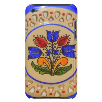Folk Art Flowers Barely There iPod Cover