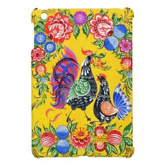 Folk Art iPad Cover