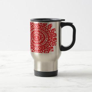 Folk Theme Mugs