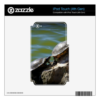 Follow the Leader iPod Touch 4G Skin